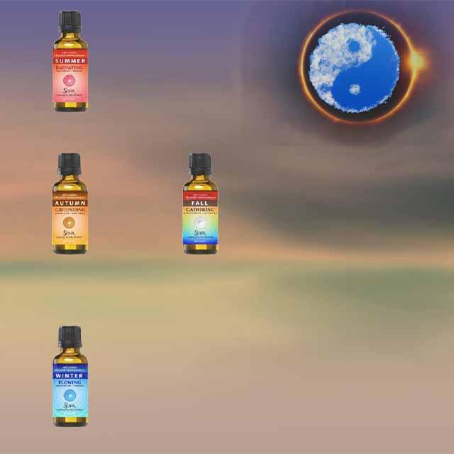 5 Element Oil Blends